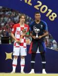 LUKA MODRIC - Dünya Kupası'nın en iyileri belli oldu