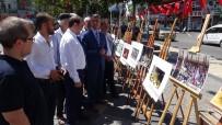 Edremit'te İHA'nın '15 Temmuz' Fotoğraf Sergisi Açıldı