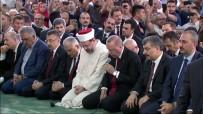 DİYANET İŞLERİ BAŞKANI - Erdoğan Şehitler İçin Kur'an-I Kerim Okudu