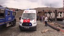 Erzincan'da Hastane İnşaatında Çökme Açıklaması 8 Yaralı