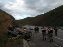 Erzincan'da Kaza Açıklaması 1 Ölü, 1 Yaralı