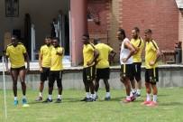 YENİ MALATYASPOR - Evkur Yeni Malatyaspor'da Sezon Hazırlıkları Sürüyor