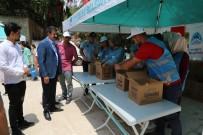 BEDİÜZZAMAN - Eyyübiye Belediyesi Vatandaşlara Çeşitli İkramlarda Bulundu