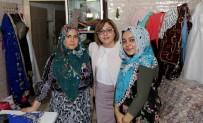 İŞ KADINI - GASMEK'ten Yararlandı İş Kadını Oldu