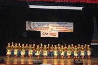 ARTVİN BELEDİYESİ - Halk Oyunları Gençler Türkiye Şampiyonası Sona Erdi