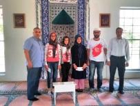 Hisarcık'ta Kur'anı Kerim-İ Yüzünden Güzel Okuma Yarışması Düzenlendi