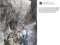 KATO DAĞı - Huzurun Geldiği Beytüşşebap'ta Yeni Bir Kanyon Keşfedildi