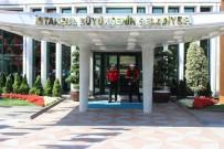 FORMA - İBB Güvenlik Görevlileri 15 Temmuz Temalı Forma Giydi