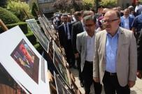 BURHANETTIN ÇOBAN - İHA Afyonkarahisar'da 15 Temmuz Fotoğraf Sergisi Açtı