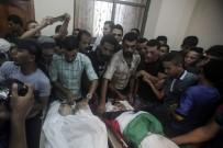 DIPLOMAT - İsrail Saldırısında Şehit Olan 2 Çocuğun Cenaze Törenine Binlerce Kişi Katıldı