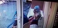 GÜVENLİK KAMERASI - Kadın Kılığında İş Adamının Evine Giren 3 Kişi Kameralara Yakalandı
