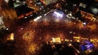 MİLLETVEKİLLİĞİ SEÇİMLERİ - Kayseri'de 15 Temmuz Demokrasi Ve Milli Birlik Günü Kutlamaları