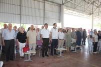 Kepsut Lisesi Mezunları Geleneksel Pilav Gününe Katıldı