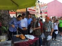 Kepsut'ta 15 Temmuz Programı Dua Ve Lokma Hayrı İle Başladı