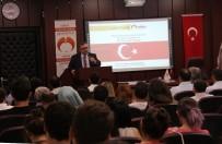 ASKERI DARBE - KGTÜ'de 15 Temmuz Konferansı Düzenlendi