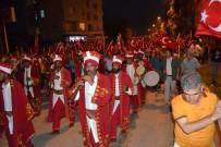 KARACAOĞLAN - Kozan'da 15 Temmuz Milli Birlik, Beraberlik Yürüyüşü Ve Demokrasi Nöbeti