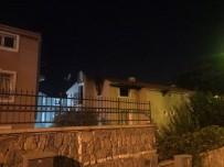 DEĞIRMENDERE - Kuşadası'nda Villa Yangını