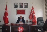 BÜROKRASI - MHP Van İl Başkanı Güngöralp'tan '15 Temmuz' Mesajı