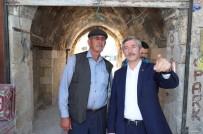 GAZI MUSTAFA KEMAL - Milli Mücadele Müzesi Baba Halisdemir'i Duygulandırdı
