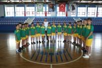 Odunpazarı'nda Basketbolcular Yetişiyor