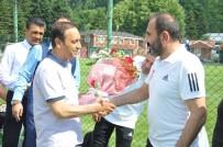 FORMA - Özyürek'ten Sivasspor'a Destek