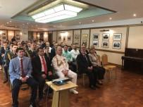 STOCKHOLM - Rusya Ve İsveç'te 15 Temmuz Şehitleri Törenle Anıldı