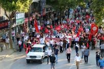 Sakarya'da Milli Birlik Günü Gençlik Yürüyüşü