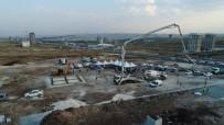 TRAFİK EĞİTİMİ - Şanlıurfa'da Çocuk Trafik Eğitim Parkının Temeli Atıldı