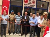 ŞEHİT YAKINLARI - Sason'da Şehit Aileleri Ve Gazilerle Yardımlaşma Derneği Açıldı