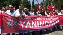 MURAT SEFA DEMİRYÜREK - Şehit Muhtar Mete Sertbaş Anıldı