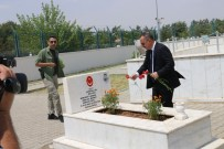 SİİRT VALİSİ - Siirt'te 15 Temmuz Şehitleri İçin Anma Töreni Düzenlendi
