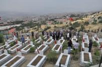 ŞIRNAK VALİSİ - Şırnak'ta 15 Temmuz Şehitleri Dualarla Anıldı