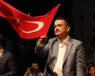TARİHİ SAAT KULESİ - Tarım Ve Orman Bakanı Pakdemirli Açıklaması 'Haine En Büyük Cevap Güçlü Türkiye'dir'