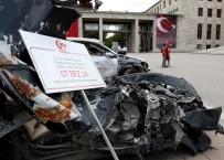 TÜRKIYE BÜYÜK MILLET MECLISI - TBMM'de 'Millet Darbeye 'Dur' dedi' fotoğraf sergisi açıldı