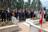 AK PARTİ İL BAŞKANI - Tokat'ta 15 Temmuz Etkinlikleri Şehitlik Ziyareti İle Başladı