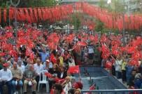 ÖĞRETMENEVI - Trabzon'da 15 Temmuz Yürüyüşü