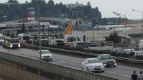 ÇÖMLEKÇI - Trabzon'da Yağmur Kazaları Beraberinde Getirdi Açıklaması 5 Yaralı
