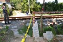 TOPLU TAŞIMA ARACI - Treni Fark Etmeyen Şahıs Ağır Yaralandı