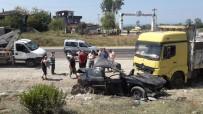 Yalova'da Feci Kaza Açıklaması 3 Ölü,1 Yaralı