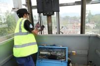 TOPLU TAŞIMA - Yaya Köprülerindeki Asansör Bakımları Her Ay Yapılıyor