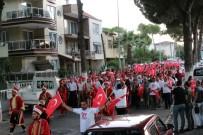 İLÇE MİLLİ EĞİTİM MÜDÜRÜ - 15 Temmuz Şehitleri Germencik'te Anıldı