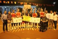 ÇEYREK ALTIN - 2. Umurbey Belediyespor Troya Kupası Sona Erdi