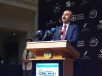 YOL HARITASı - Adalet Bakanı Gül Açıklaması 'OHAL Uygulaması Birkaç Güne Sona Ermiş Olacak'