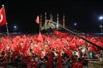 HÜSEYIN SÖZLÜ - Adanalılar 15 Temmuz Nöbetinde