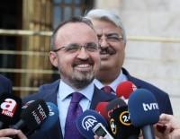 OLAĞANÜSTÜ HAL - AK Parti Grup Başkanvekili Turan Açıklaması '18 Temmuz İtibariyle Olağanüstü Hal Nihayete Eriyor'