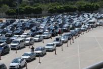 MACARISTAN - Akın Akın Geliyorlar Açıklaması 24 Saatte 7 Bin 66 Araç