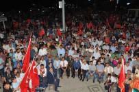 SELAHADDIN EYYUBI - Akşehir'de 15 Temmuz Etkinlikleri