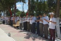 İLÇE MİLLİ EĞİTİM MÜDÜRÜ - Aliağa'da 15 Temmuz Etkinliklerine Yoğun İlgi