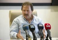 ÇÜRÜK RAPORU - Ankaragücü Başkanı Yiğiner Açıklaması 'Yenikent Stadyumu'nda Oynamak İstiyoruz'