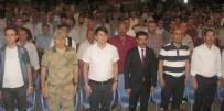 Araban'da 15 Temmuz 'Demokrasi Ve Milli Birlik Günü'